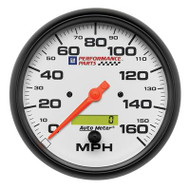 "5"" Electrical, Programmable Speedometer, 160 mph"