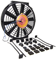 "Bowtie High Performance Electric Fans - 12"" fan"