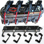 Proform LS Valve Covers & Coil Relocation Brackets (LS3/LS7)