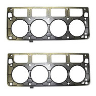 Cylinder Head Gasket Kit - 2 head gaskets for 1997-2001 LS1 Camaro/Firebird and Corvette engines