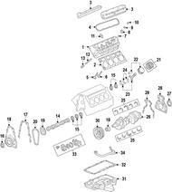 LS-Series Camshafts - LSA cam