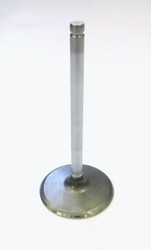 LS-Series Intake Valve - Stock replacement solid-stem valve used in LSA engines