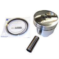 PISTON KIT,(W/PIN & RINGS) STD