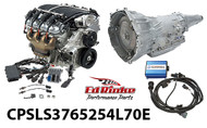 Connect & Cruise LS376/525 (6.2L) - 525hp Automatic (2wd)