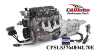 Connect & Cruise LS376/480 (6.2L) - 480hp Automatic (4L70E 2wd)