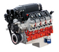 530HP Supercharged COPO Crate Engine