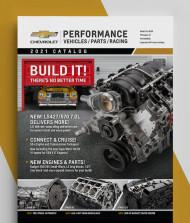 2021 Chevrolet Performance Catalog