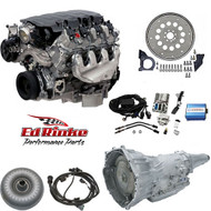 Connect & Cruise LT1 Wet Sump 8-Speed Automatic (8L90E)
