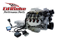 Connect & Cruise LSA (Supercharged 556hp) - Automatic (4L75E)