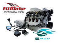 Connect & Cruise LSA (Supercharged 556hp) - Automatic (4L85E) - E-ROD