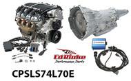 Connect & Cruise LS7 (7.0L) - 505hp Automatic (4L75E)