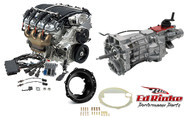 Connect & Cruise LS9 (6.2L) 638hp Manual (T-56)