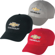 CHEVROLET GOLD BOWTIE CAP (Khaki only)