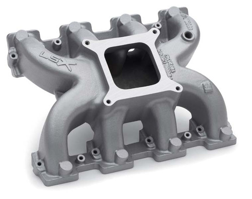 MANIFOLD PKG,INT CARBURETOR SINGLE PLANE