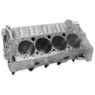 Aluminum Bowtie Chevy Small Block 400 cid