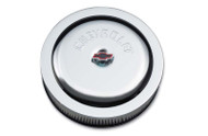 "AIR CLEANER KIT, CHROME HI-PERF-14"" CHEV"