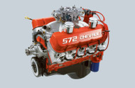 ENGINE ASM,ZZ572 DELUXE 720 HP W/1150 HOLLEY CARB