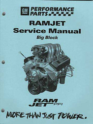 MANUAL,SERVICE *RAMJET 502 ENGINE*