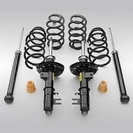 Chevrolet Performance Suspension Kits (not shown) -  Installation Instructions