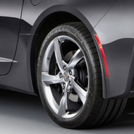 Splash Guards -  Splash Guards, Rear Molded