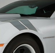 Decal/Stripe Package - Fender Hash Marks - Stripe Package - Light Silver