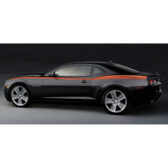 Decal/Stripe Package - Heritage Stripes - Stripe Package - Orange