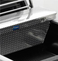 Tool Box - Cross Over Deep Well Toolbox ( For Use with Aluminum Full Ladder Rack) by UWS A Division of Thule®