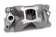 Bowtie Intake Manifold, Raised Runner