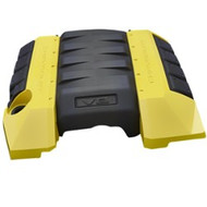 Engine Cover - V-8 (LS3 and L99) - Bright Yellow (G7D)