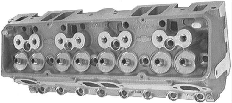 Small-Block Cylinder Heads - Large-Port Vortec Bowtie