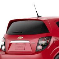 Sonic Spoiler Kit - Crystal Red (GBE), Z-Spec for us on Hatchback only