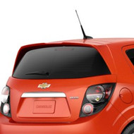 Sonic Spoiler Kit - Inferno Orange (GCR), for use on Hatchback only