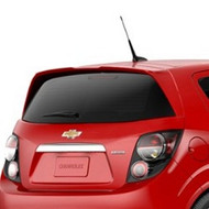 Sonic Spoiler Kit - Victory Red (GCN), Z-Spec for use on Hatchback only