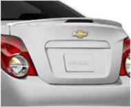 Sonic Spoiler Kit -Silver Ice Metallic (GAN), for use on Sedan only