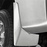 Splash Guards - Molded Rear Set, Summit White (GAZ)
