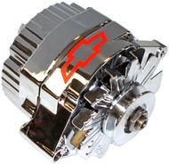 100% New Chrome Alternators - 120 amp, 1-wire
