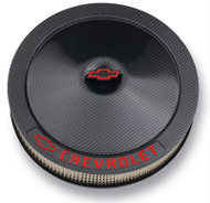 "14"" Steel Air Cleaners - 14"" Carbon-style"