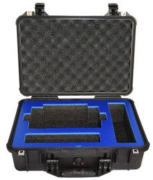 GL980/GL2000 Series Pelican Case with Custom Foam Inserts