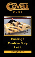 Building a Roadster Body, Part 1: Making the Buck