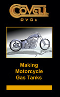 Making Motorcycle Gas Tanks