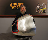 Roseville Rod & Custom - (Roseville, CA) - Building a Track Roadster Nose Workshop: October 4, 2020