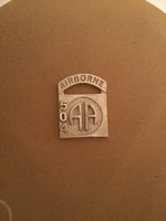 82nd ABN Patch 504