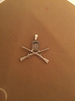 82nd Patch Crossed Rifles