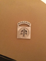 82nd ABN Patch Large