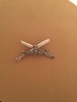 Marine Recon Wings with Crossed Knives