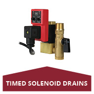 Ultramax Timed Solenoid Drains