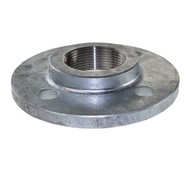 Sicoair Threaded Flange (Galvanized) - Table D