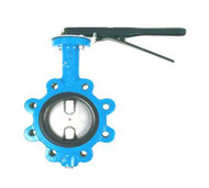 Butterfly Valve (Lugged Table E316 Stainless Steel Wafer)