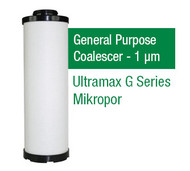 M250X - Grade X - General Purpose Coalescer - 1 um (M250X/G250MX)