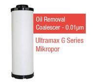 M250Y - Grade Y - Oil Removal Coalescer - 0.01 um (M250Y/G250MY)